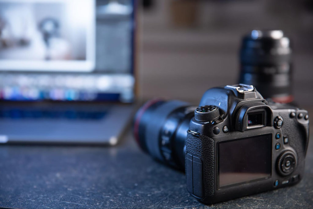 Outsource Real Estate Marketing or Do it Yourself Camera