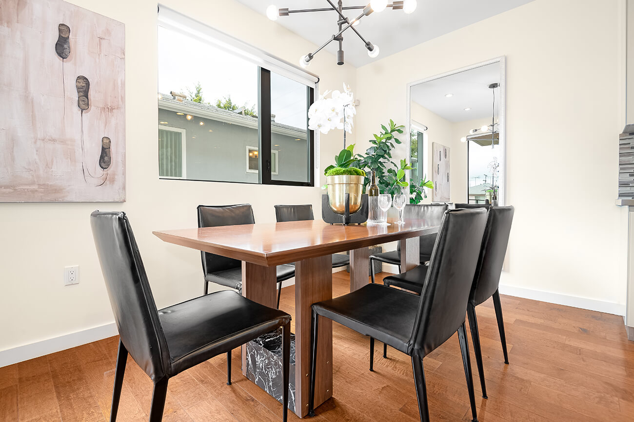 real estate photo edit blend photoup dining room