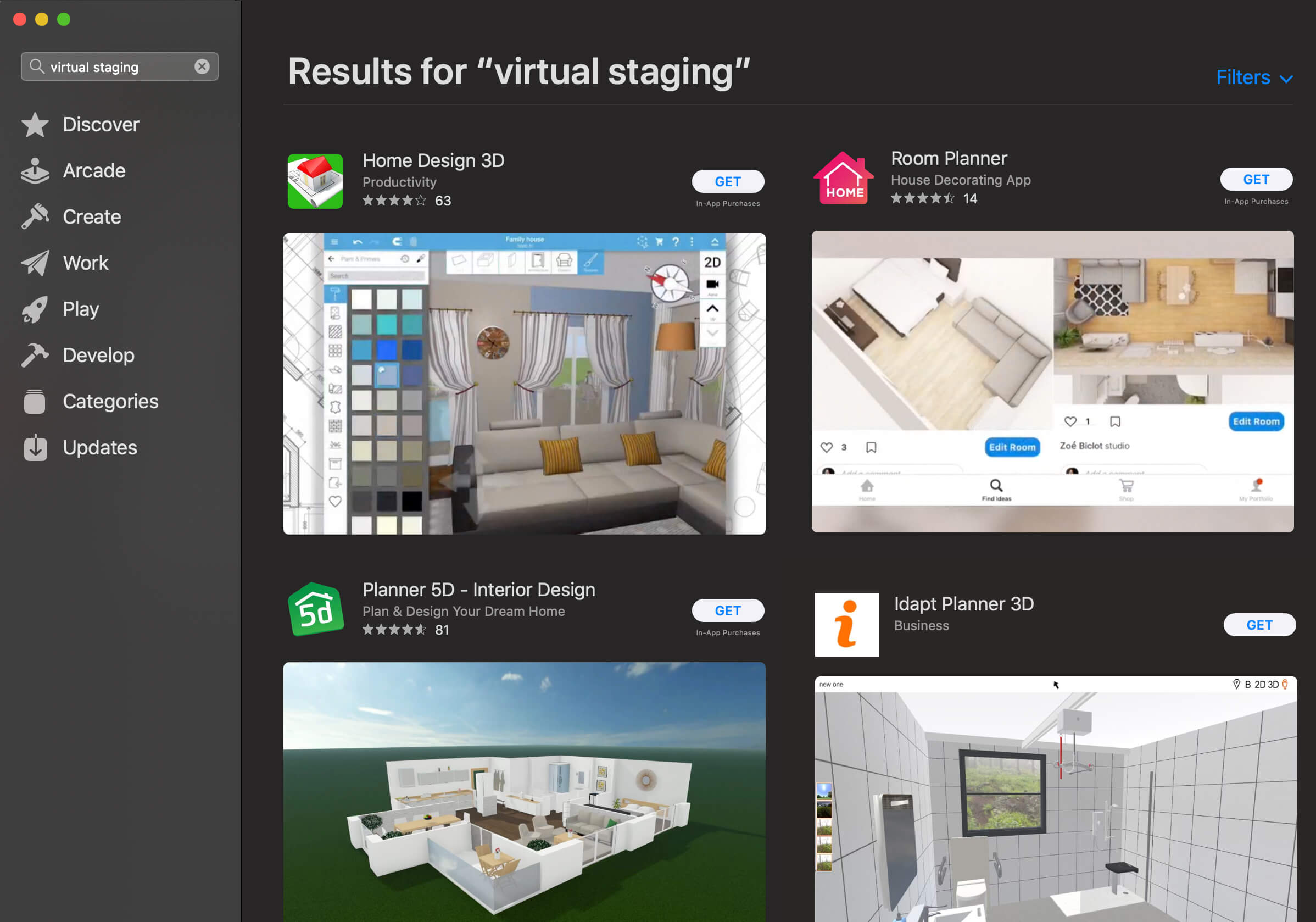 Can you do your own Virtual Staging?