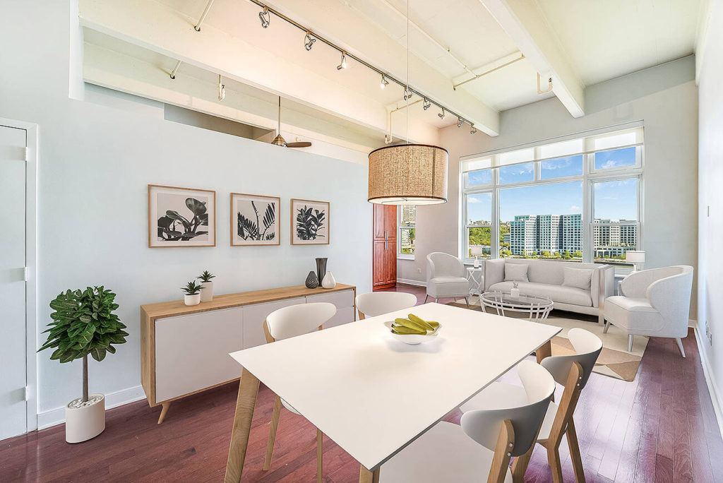 virtual staging real estate by photoup
