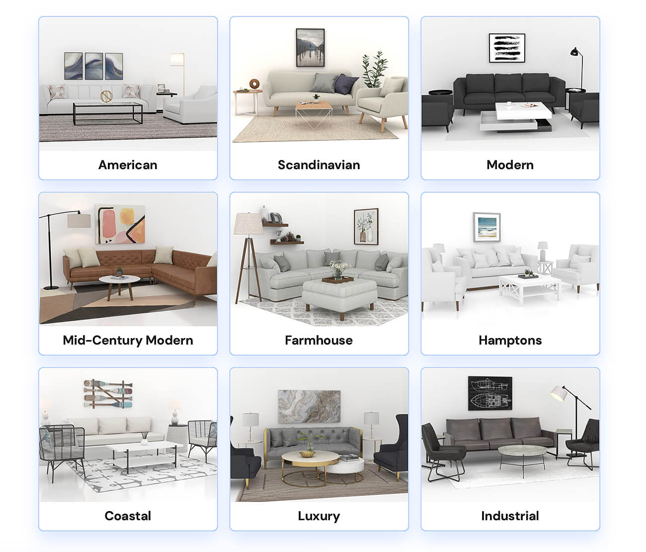 virtual staging style library by photoup-3