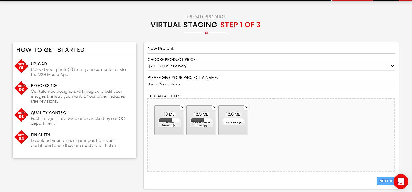 VSH Media Virtual Staging Review